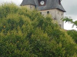 La Laverie, Saint-Jean-d'Angély (рядом с городом Mazeray)