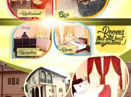 TEN45 ROYAL HOTEL, Warri (Near Uvwie)