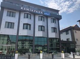 KemikPark Otel, Bartın