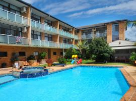 The Tahitian Holiday Apartments, Coffs Harbour