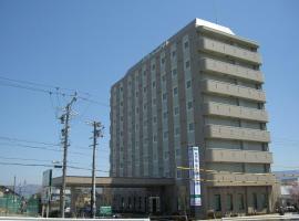 Hotel Route-Inn Ina Inter, Minamiminowa (Ina yakınında)