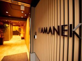 Hotel Amanek Asakusa Azumabashi Sky