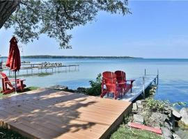Simcoe Waterfront Cottage #87