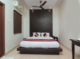 OYO 1358 Hotel Crossroad, Лакхнау (рядом с городом Banthra Sikandarpur)