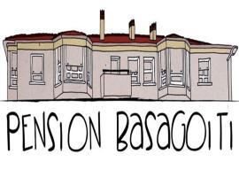Pensión Basagoiti, ゲチョ