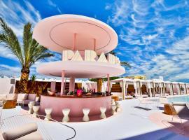 Paradiso Ibiza Art Hotel, San Antonio Bay (Cala de Bou yakınında)