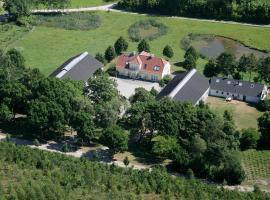 Lystruplund, Hadsund