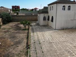 Villa in seaside Caspian, Novxanı