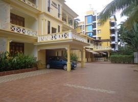 The Tubki Resort, Palolem