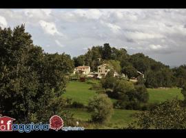 La Faggiola Agriturismo, Macerata Feltria (Mercato Vecchio yakınında)