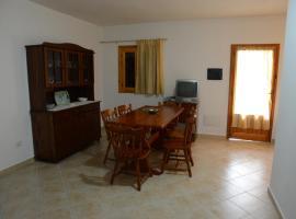 casa Bardi, Tanaunella