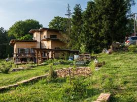 Your Home on the roud with wi-fi, Horní Domaslavice (Dobrá yakınında)