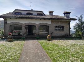 Villa Via Cereto Tavoleto, Mondaino (Saludecio yakınında)