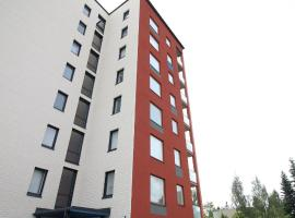 A cozy and fully furnished one-room apartment in Järvenpää.