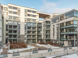One bedroom apartment in Espoo, Rummunlyöjänkatu 11, Эспоо (рядом с городом Laajalahti)