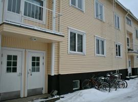 One bedroom apartment in Vaasa, Hietalahdenkatu 39