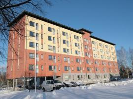 Fine studio apartment less than 1 kilometre from the center of Pori