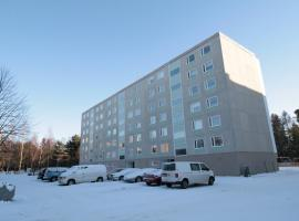 Standard-level three room apartment in Pori, Пори (рядом с городом Lamppi)