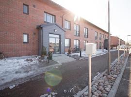 One bedroom apartment in Lappeenranta, Ratsumestarinkatu 13
