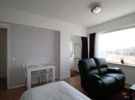 Studio apartment in Pori, Rautatienpuistokatu 2