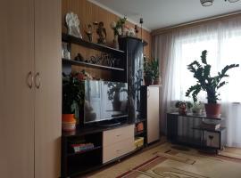 Apartment on Sadovaya 71, Braslaw (Zarach'ye yakınında)