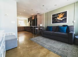 RAI Properties · Modern 1BD Loft on South St by Historic Sites