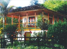 Finca Agroecologica Atenas, Santuario (Blizu: Belén de Umbría)