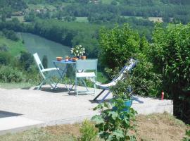 Gîte Encheminant, Nattages (рядом с городом Saint-Paul-sur-Yenne)