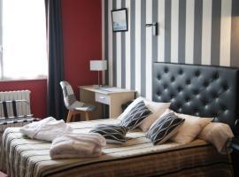 Hotel de L'Europe, La Roche-Posay