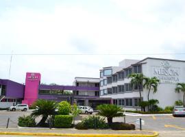 Hotel Mesón de la Chinantla