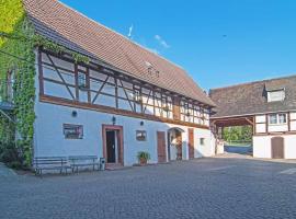 Pferdehof Berger, Penig (Kohren-Sahlis yakınında)
