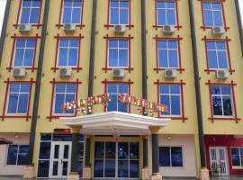 Safyad Hotel, Yaoundé (Méhandan yakınında)