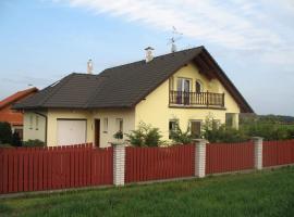 Holiday home in Jickovice 1183, Jickovice (Orlík yakınında)
