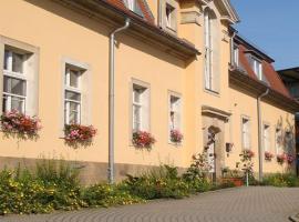 Hotel Regenbogenhaus, Freiberg (Großschirma yakınında)