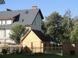 Guest House on Kurshskaya Kosa