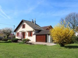 La Petite Maison, Domblans (рядом с городом Le Vernois)