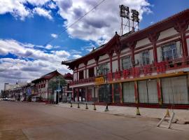 Shengyuan Inn, Ying (Shanyin yakınında)