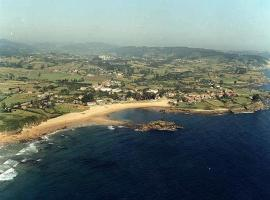 Hotel Monte y Mar, Colunga (Gobiendes yakınında)