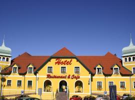 Autobahnrestaurant & Motorhotel Zöbern, Zöbern (Feistritz am Wechsel yakınında)