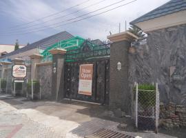 Maidugu Guest Palace Hotel, Kaduna (рядом с регионом Zaria)