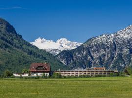 G'sund & Natur Hotel Die Wasnerin, Бад Аусзее