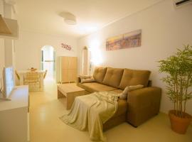 El Pinet Beach Apartment, Эльче (рядом с городом Ла-Марина)