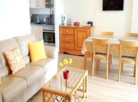 Apartment Appartement rez-de chaussee dans residence neuve a deux pas de la plage, Сент-Илер-де-Рье (рядом с городом Sion-sur-l'Océan)