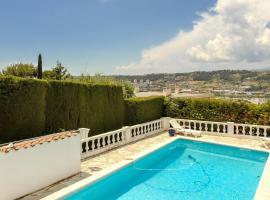 MY CASA VILLA SPAGNOL - 4 bedrooms - Sea View - Pool, Ницца (рядом с городом Сан-Исидор)