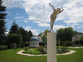 Les tournesols - sculptures, Chisseaux (рядом с городом Francueil)