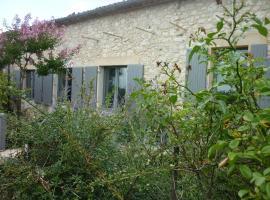 La Leonardiere, Bardou (рядом с городом Faurilles)