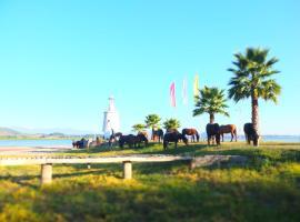 Jardin del Lago - Rapel, Lago Rapel