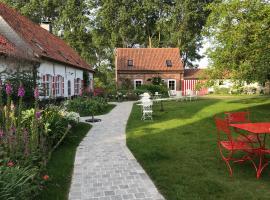 B&B Gezellehof, Kanegem (Ruiselede yakınında)