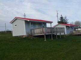 Five Islands Resort & RV Campground, Five Islands (Parrsboro yakınında)