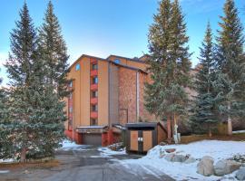 CM337H Copper Mtn Inn Hotel Room, Copper Mountain